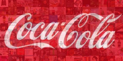 coca cola foto mozaik