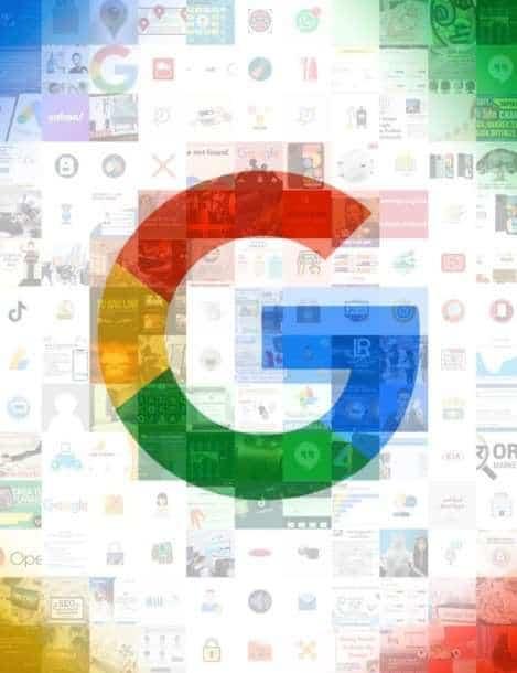 google foto mozaik