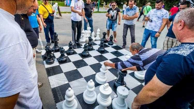 veliki šah turnir športni festival
