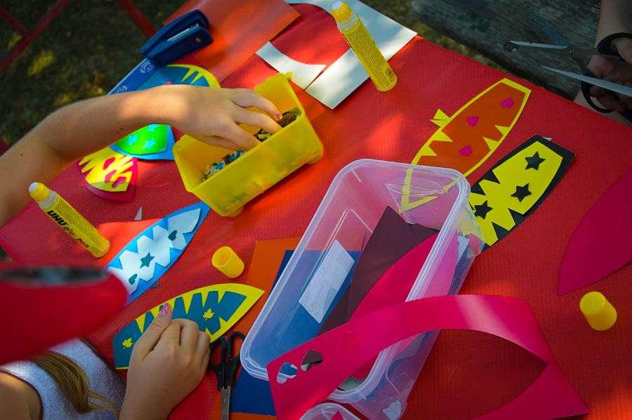 kreativne delavnice za otroke