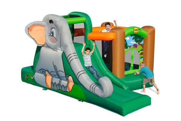 najem napihljivega gradu slonček