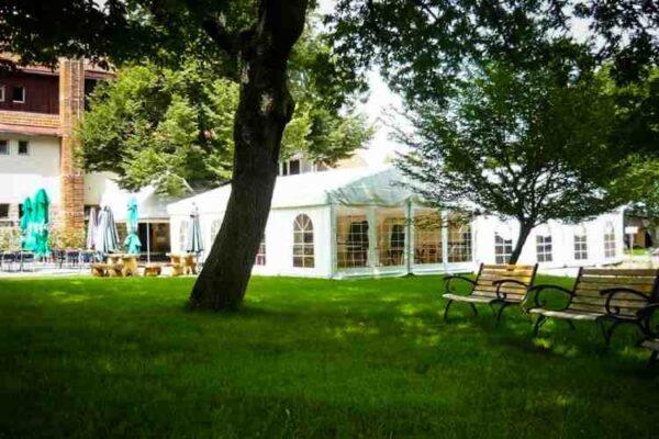 gostišče polževo prireditveni šotor